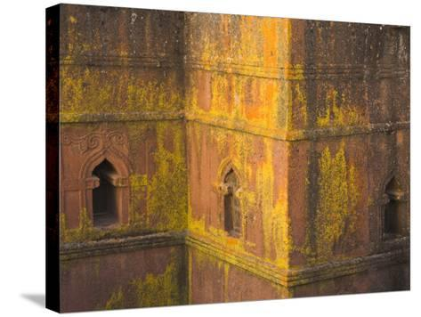 Church of Bet Giyorgis, the Most Famous of Lalibela's Churches, Lalibela, Ethiopia-Jane Sweeney-Stretched Canvas Print
