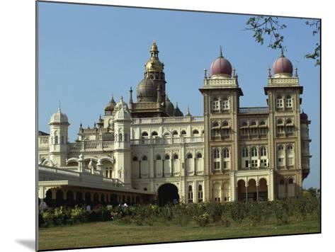 Maharaja's Palace, Mysore, Karnataka State, India-Taylor Liba-Mounted Photographic Print