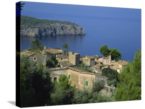 Lluc Alcari Near Deya, Majorca, Balearic Islands, Spain-Tomlinson Ruth-Stretched Canvas Print
