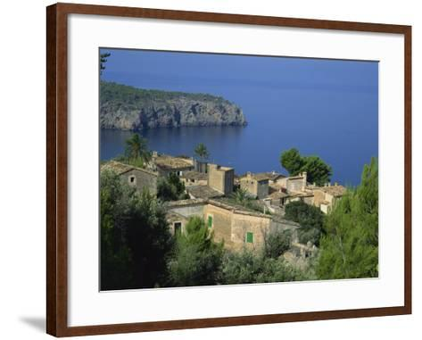 Lluc Alcari Near Deya, Majorca, Balearic Islands, Spain-Tomlinson Ruth-Framed Art Print