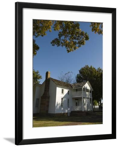 Will Rogers Memorial Museums, Oklahoma, United States of America, North America-Snell Michael-Framed Art Print