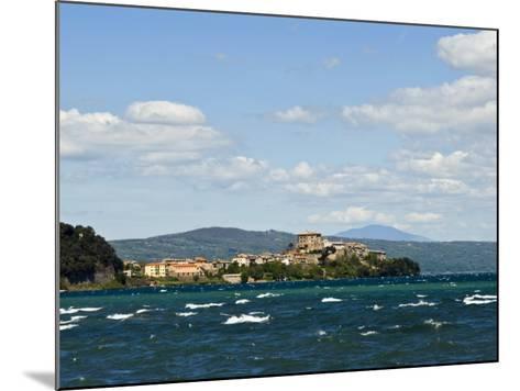 Capodimonte, Lake of Bolsena, Viterbo, Lazio, Italy, Europe-Tondini Nico-Mounted Photographic Print