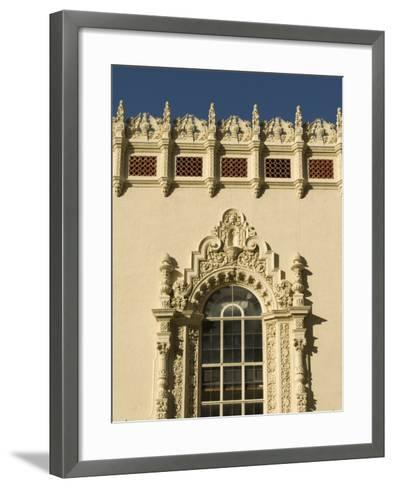 Coleman Theatre, Miami, Oklahoma, United States of America, North America-Snell Michael-Framed Art Print