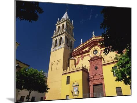 Iglesia De Santa Ana, Triana District, Seville, Andalucia, Spain, Europe-Tomlinson Ruth-Mounted Photographic Print