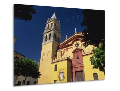 Iglesia De Santa Ana, Triana District, Seville, Andalucia, Spain, Europe-Tomlinson Ruth-Metal Print