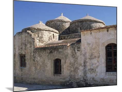 Exterior of the Agia Paraskeri Christian Church, Yeroskipou, Island of Cyprus, Mediterranean-Thouvenin Guy-Mounted Photographic Print