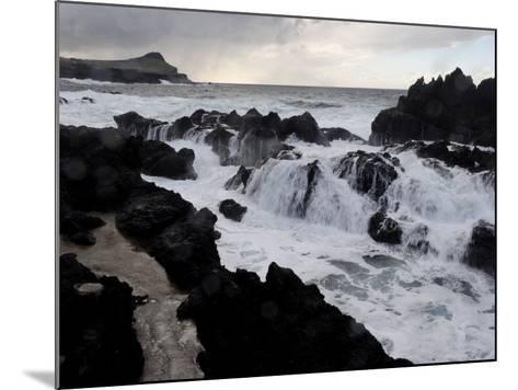 Biscoitos Coast, Terceira Island, Azores, Portugal, Atlantic, Europe-De Mann Jean-Pierre-Mounted Photographic Print