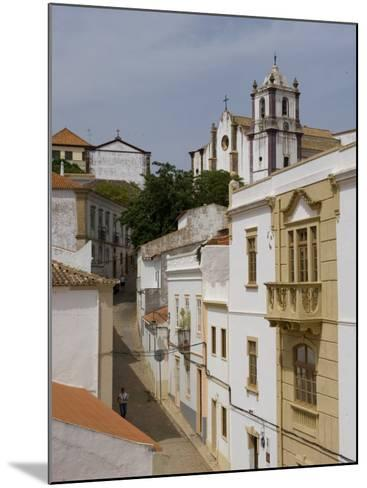 City of Silves, Algarve, Portugal, Europe-De Mann Jean-Pierre-Mounted Photographic Print
