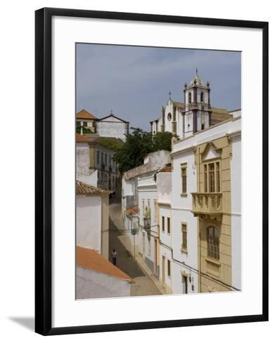 City of Silves, Algarve, Portugal, Europe-De Mann Jean-Pierre-Framed Art Print