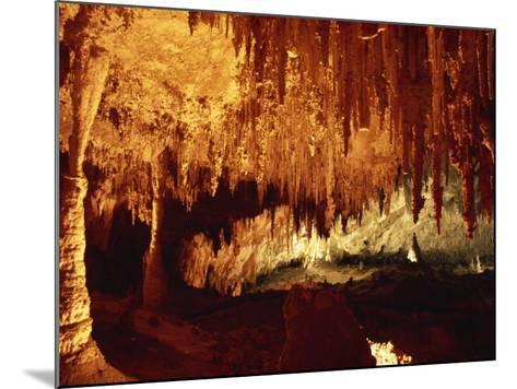 Carlsbad Caverns, Carlsbad Caverns National Park, UNESCO World Heritage Site, New Mexico, USA-Woolfitt Adam-Mounted Photographic Print