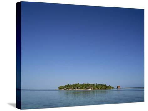 Tobacco Cay, Belize, Central America-Strachan James-Stretched Canvas Print