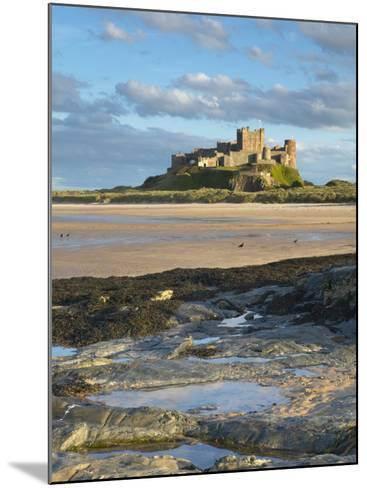 Bamburgh Castle, Northumberland, England, United Kingdom, Europe-Wogan David-Mounted Photographic Print