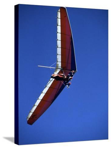 Hang Glider--Stretched Canvas Print