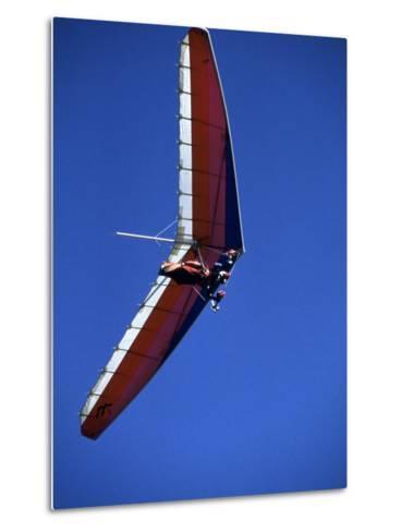 Hang Glider--Metal Print