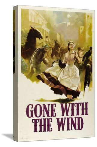 Gone with the Wind, Vivien Leigh, 1939--Stretched Canvas Print