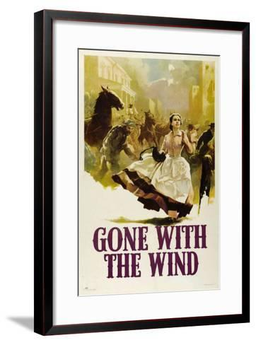 Gone with the Wind, Vivien Leigh, 1939--Framed Art Print