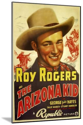 The Arizona Kid, 1939--Mounted Photo
