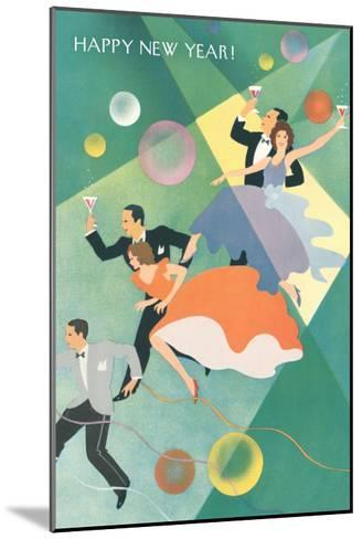 Party Celebration--Mounted Art Print