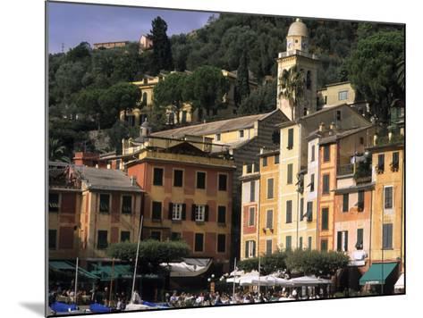 Beautifl Vista, Portofino, Italy-Bill Bachmann-Mounted Photographic Print