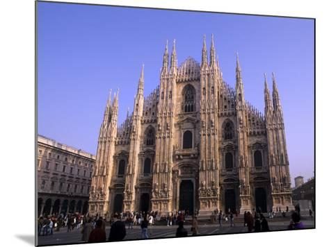 Duomo Church, Milano, Italy-Bill Bachmann-Mounted Photographic Print
