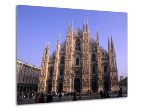 Duomo Church, Milano, Italy-Bill Bachmann-Metal Print