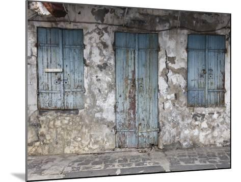 Chinatown, Port Louis, Mauritius-Walter Bibikow-Mounted Photographic Print