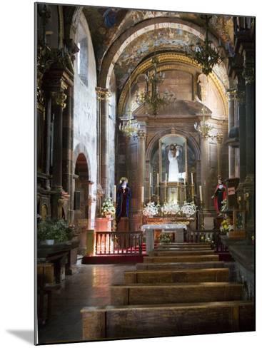 Sanctuary of Atotonilco, Atotonilco, Guanajuato State, Mexico-Julie Eggers-Mounted Photographic Print