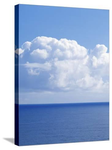 Pacific Ocean, Maui, Hawaii, USA-Charles Gurche-Stretched Canvas Print