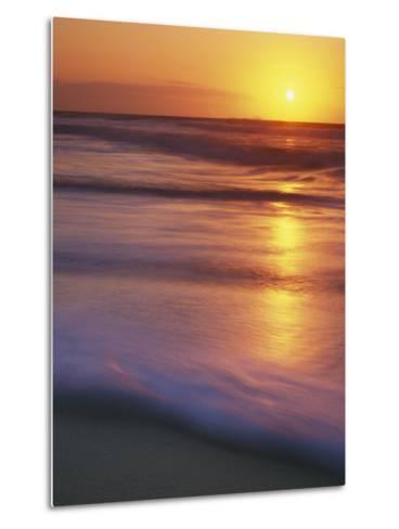 Sunrise, Martha's Vineyard, Massachusetts, USA-Charles Gurche-Metal Print