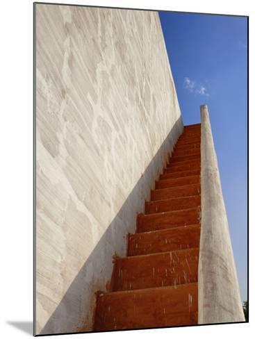 The Jantar Mantar, Jaipur, India-Adam Jones-Mounted Photographic Print