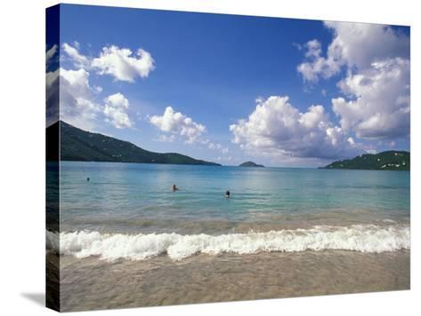 Magens Bay, St. Thomas, Caribbean-Alan Klehr-Stretched Canvas Print