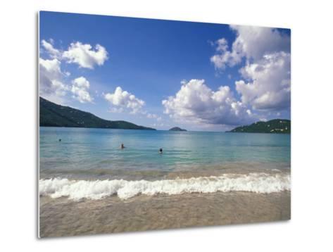 Magens Bay, St. Thomas, Caribbean-Alan Klehr-Metal Print