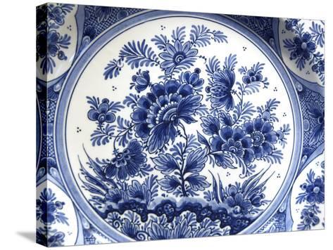 Royal Delft Factory, Delft, Netherlands-Cindy Miller Hopkins-Stretched Canvas Print