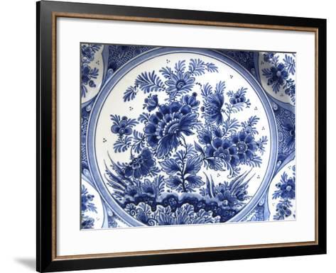 Royal Delft Factory, Delft, Netherlands-Cindy Miller Hopkins-Framed Art Print