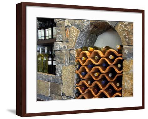 Local Wine, Crete, Lassithi Plateau, Greece-Cindy Miller Hopkins-Framed Art Print