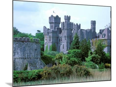 Ashford Castle, Cong Co Gaslway, Ireland-Marilyn Parver-Mounted Photographic Print
