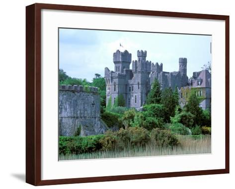 Ashford Castle, Cong Co Gaslway, Ireland-Marilyn Parver-Framed Art Print