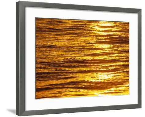 Ocean Sunset-Douglas Peebles-Framed Art Print