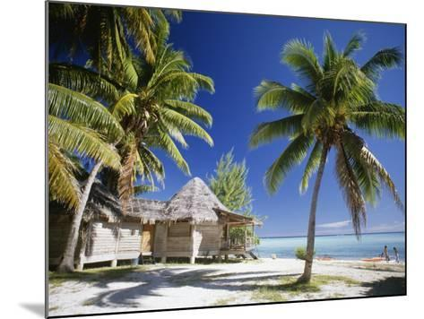 Tetiaroa, French Polynesia-Douglas Peebles-Mounted Photographic Print
