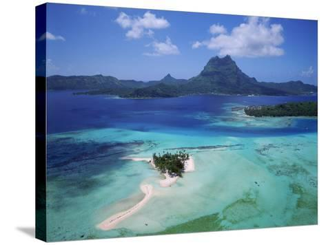Bora Bora, French Polynesia-Douglas Peebles-Stretched Canvas Print