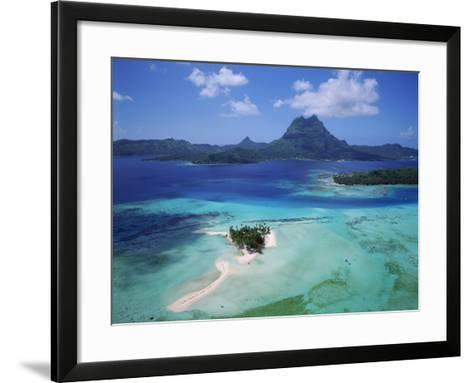 Bora Bora, French Polynesia-Douglas Peebles-Framed Art Print