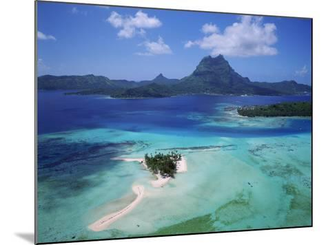 Bora Bora, French Polynesia-Douglas Peebles-Mounted Photographic Print