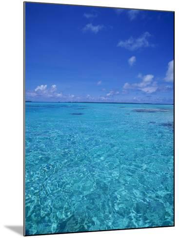 Ocean, French Polynesia-Douglas Peebles-Mounted Photographic Print