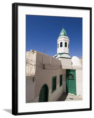 Souk, Tripoli, Tripolitania, Libya-Sergio Pitamitz-Framed Art Print