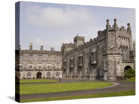 Kilkenny Castle, County Kilkenny, Ireland-Sergio Pitamitz-Stretched Canvas Print