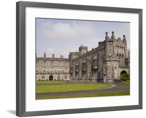 Kilkenny Castle, County Kilkenny, Ireland-Sergio Pitamitz-Framed Art Print