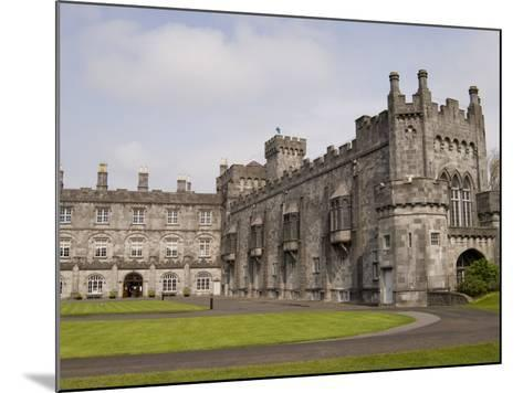 Kilkenny Castle, County Kilkenny, Ireland-Sergio Pitamitz-Mounted Photographic Print