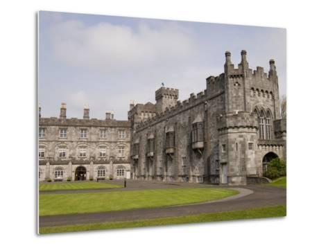 Kilkenny Castle, County Kilkenny, Ireland-Sergio Pitamitz-Metal Print