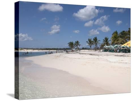 Eastern Coast, Punta Morena, Cozumel, Mexico-Savanah Stewart-Stretched Canvas Print