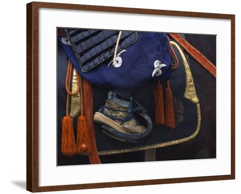 Jidai Matsuri, Kyoto, Japan-Rob Tilley-Framed Art Print